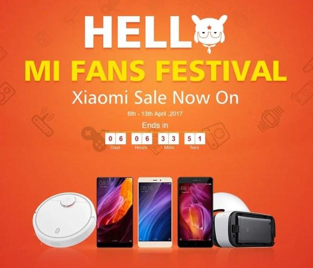 Geekbuying】Xiaomi祭り