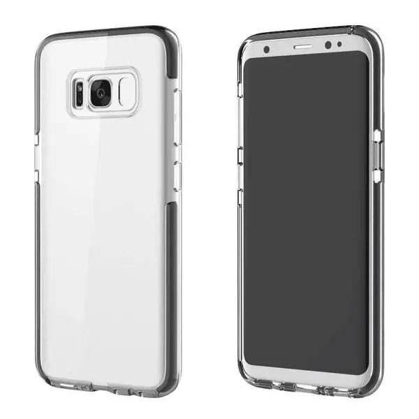 Galaxy S8+ 用の透明ケース