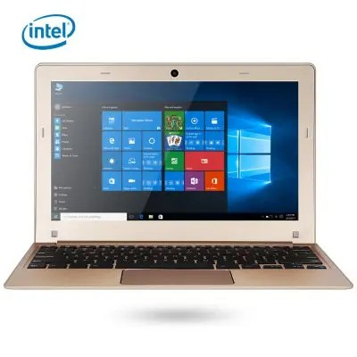 gearbest Jumper EZbook Air 8350 Atom Cherry Trail X5 Z8350 1.44GHz 4コア GOLD(ゴールド)