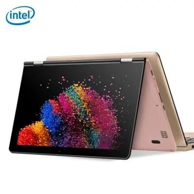 gearbest VBook V3 Yoga Laptop Core i5-6200u 2.3GHz 2コア ROSE GOLD(ローズゴールド)