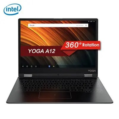 Lenovo YOGA A12 YB - Q501F Atom Cherry Trail x5-Z8550 1.44GHz 4コア