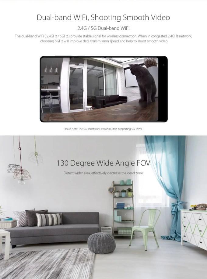 Xiaomi 1080P IPカメラ 7