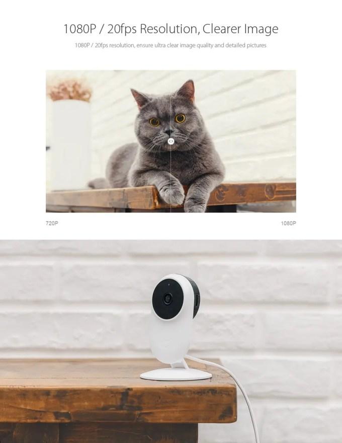Xiaomi 1080P IPカメラ 6