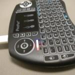 【GearBest】iPazzPort Mini Keyboard ミニキーボード 開封 レビュー