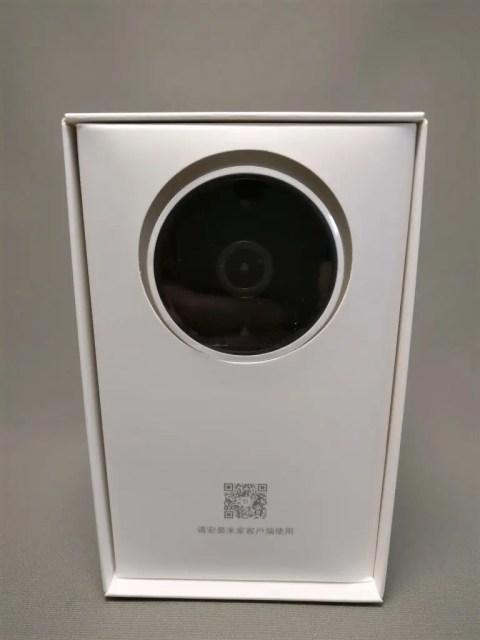 Xiaomi 1080P IPカメラ 開封