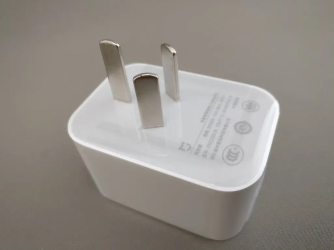 Xiaomi mijia スマートホームセキュリティキット 電源スイッチ 裏