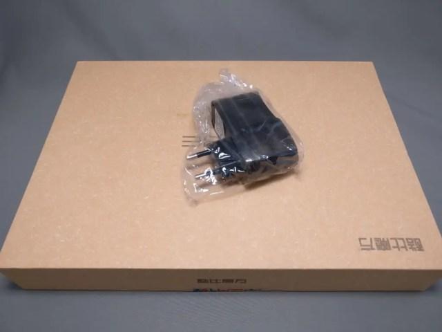 Cube iplay 10  化粧箱