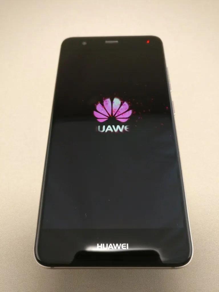 Huawei Nova 起動3