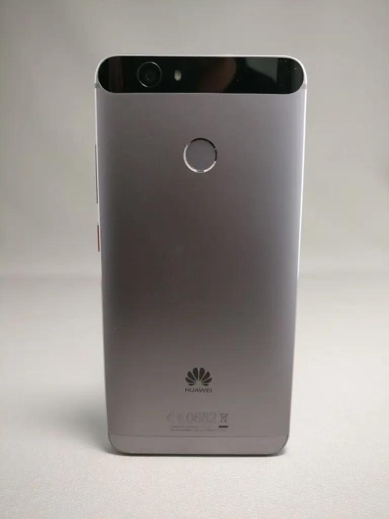 Huawei Nova 裏 正面 3
