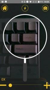 AGM A8 Outdoor tools 虫眼鏡