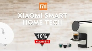 【Banggood】Xiaomi Smart Home Tech キャンペーン & Mi5s+Mi5のクーポン情報