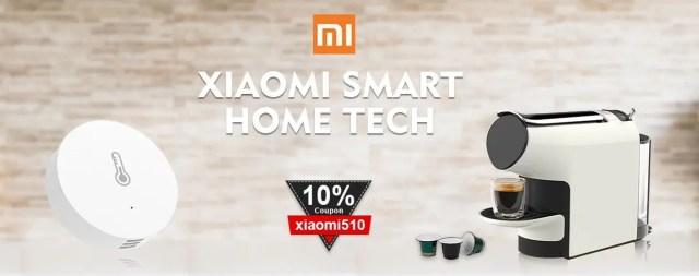 Xiaomi Smart Home Tech キャンペーン