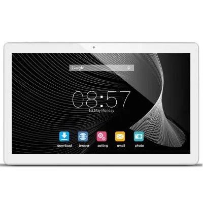gearbest Cube iplay 10 MTK8163 A53 1.3GHz 4コア WHITE(ホワイト)