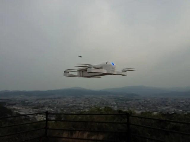 LENOVO Phab 2 Plus クアッドコプター2