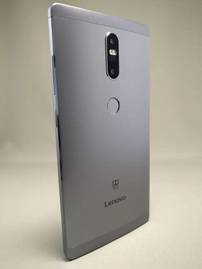 LENOVO Phab 2 Plus 裏面 7