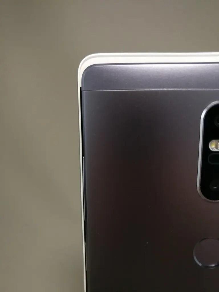 Huawei honor note 8と比較 大きさ