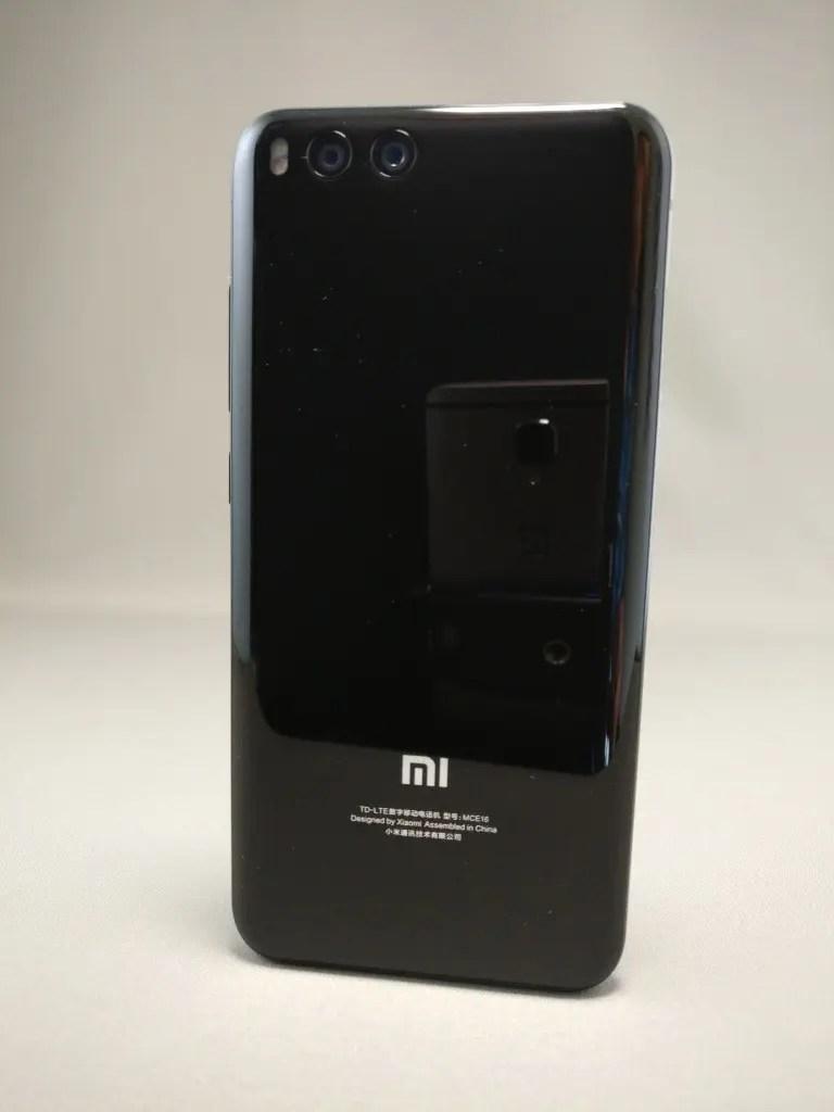 Xiaomi Mi6 表6