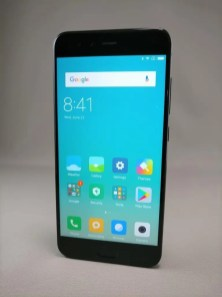 Xiaomi Mi6 表面7