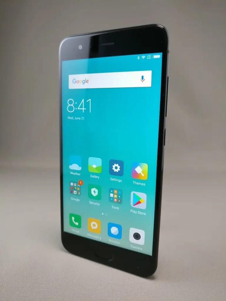 Xiaomi Mi6 表面8