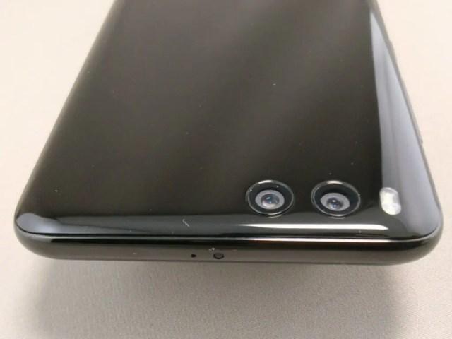 Xiaomi Mi6 デュアルカメラ