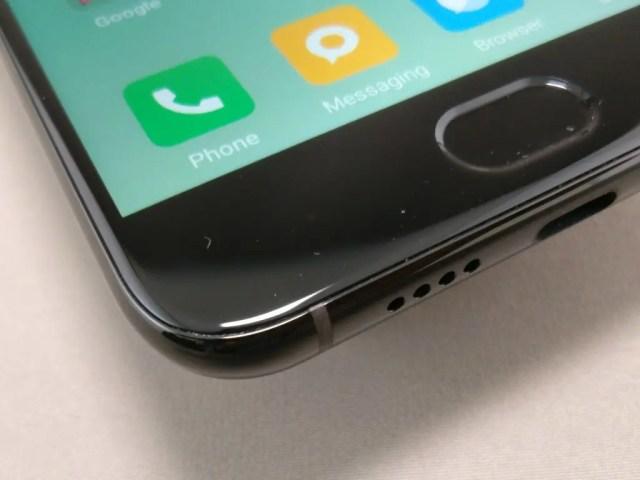 Xiaomi Mi6 ベゼル 角