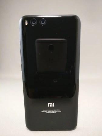 Xiaomi Mi6 裏面13