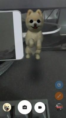 LENOVO Phab 2 Plus AR 犬