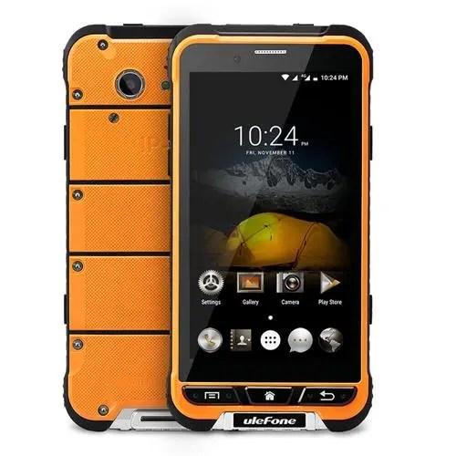 geekbuying Ulefone ARMOR MTK6753 1.3GHz 8コア ORANGE(オレンジ)