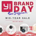 【Geekbuying】Xiaomi家電ブランド YI セール開催中!YI 4K+アクションカメラ・YI M1ミラーレス一眼