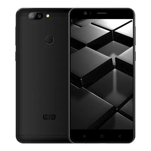 geekbuying ELEPHONE P8 Mini MTK6750T 1.5GHz 8コア BLACK(ブラック)