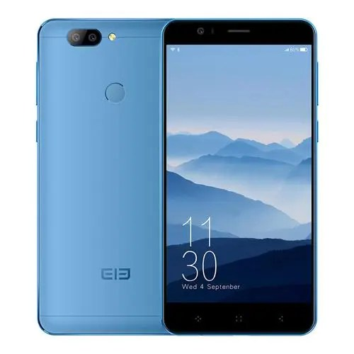 geekbuying ELEPHONE P8 Mini MTK6750T 1.5GHz 8コア BLUE(ブルー)