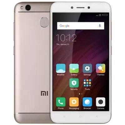 gearbest Xiaomi Redmi 4X Snapdragon 435 MSM8940 1.4GHz 8コア CHAMPAGNE(シャンペン)