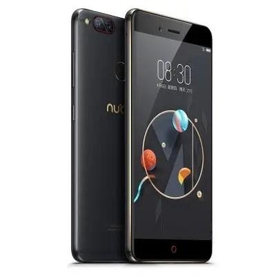 Nubia Z17 Mini Snapdragon 652 MSM8976 1.8GHz 8コア