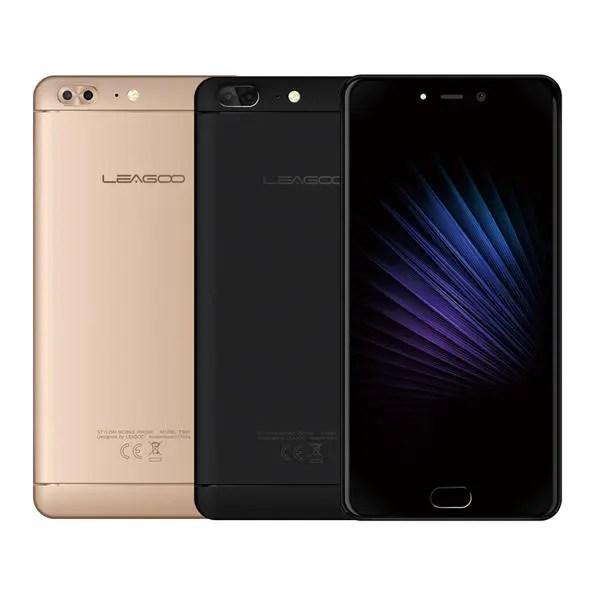 banggood Leagoo T5 MTK6750T 1.5GHz 8コア CHAMPAGNE GOLD(シャンペンゴールド)