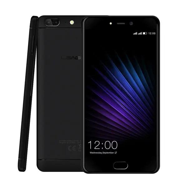 banggood Leagoo T5 MTK6750T 1.5GHz 8コア BLACK(ブラック)