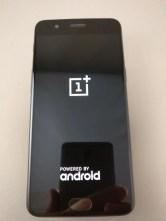 OnePlus5 起動1
