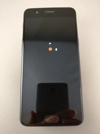 OnePlus5 起動5