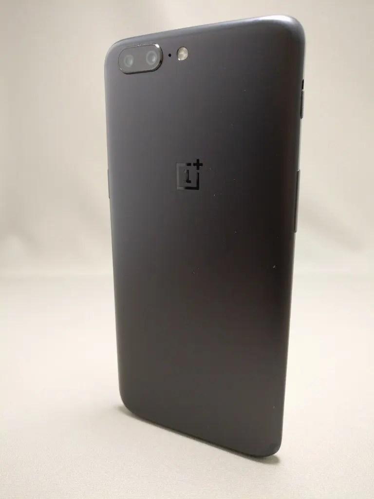 OnePlus5 裏2