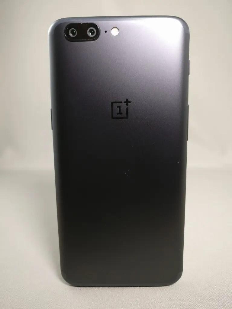 OnePlus5 裏面9