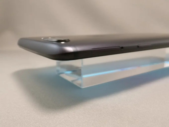 OnePlus5 側面ライン