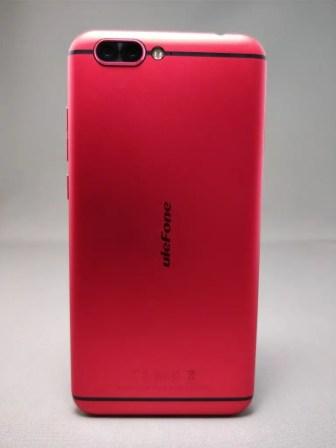 Ulefone Gemini Pro 裏面5