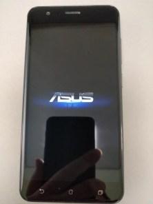 ASUS Zenfone Zoom S 起動3