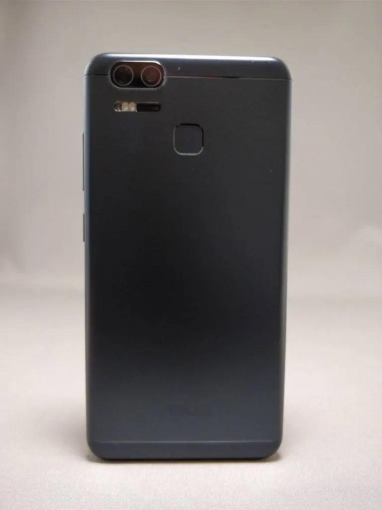 ASUS Zenfone Zoom S 裏7