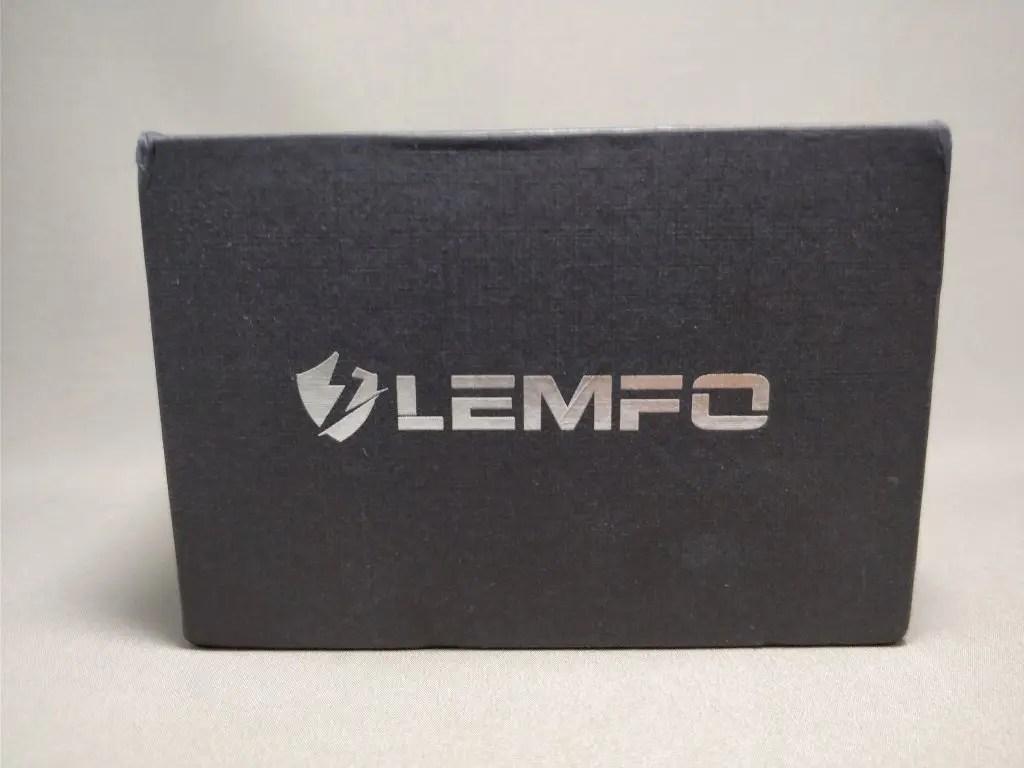 LEMFO LF17 小箱 表