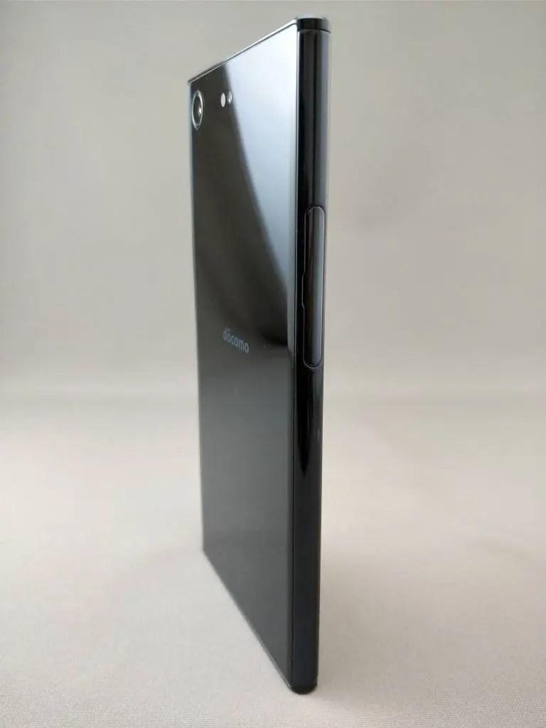Xperia XZ Premium 裏面1