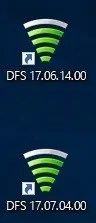 DFS 2つ