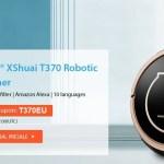 【GearBest】HAIER XShuai T370 ロボット掃除機22420円+デイリークーポン+ASUS MB16AC在庫ある?