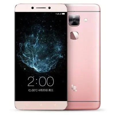 gearbest LeTV LeEco Le S3 X626 MTK6797 Helio X20 2.3GHz 10コア ROSE GOLD(ローズゴールド)