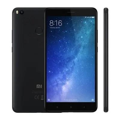 gearbest Xiaomi Mi Max 2 Snapdragon 625 MSM8953 2.0GHz 8コア BLACK(ブラック)