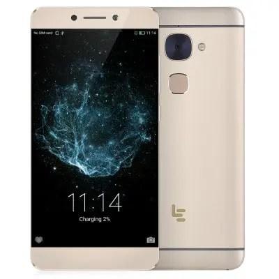 LeTV LeEco Le S3 X622 MTK6797 Helio X20 2.3GHz 10コア